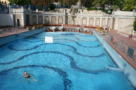 Photos of Gellért Thermal Bath